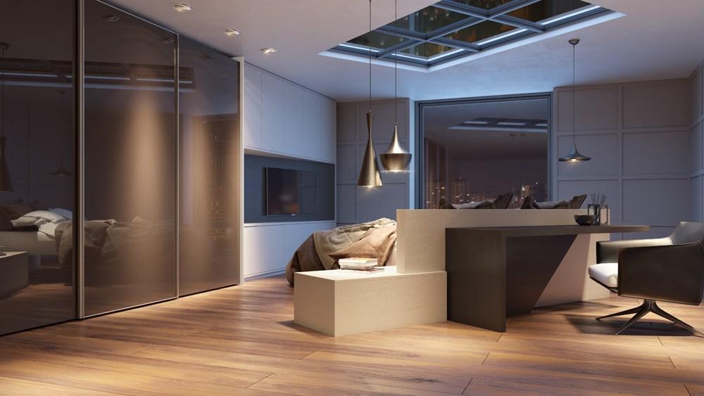 móveis planejados de alto padrão para quartos em santos