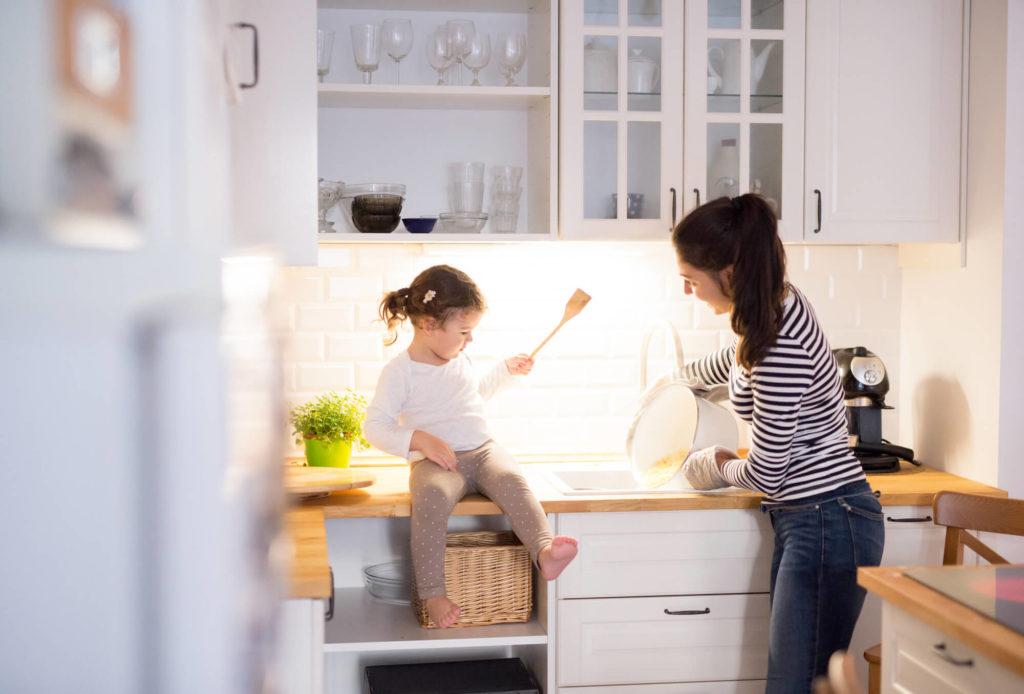 Benefícios das cozinhas planejadas